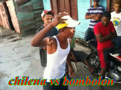 Cacon Chilena Vs Bombo Titua