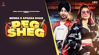Peg Sheg – Minda – Afsana Khan Video HD