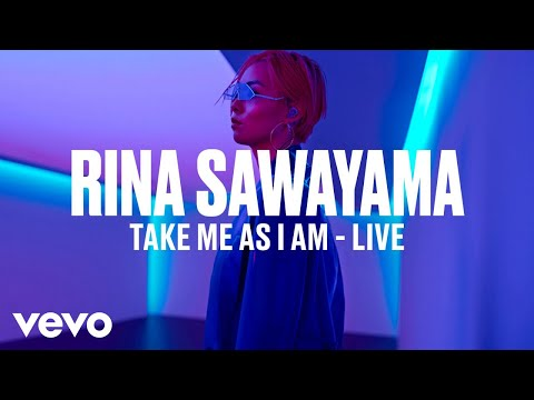 Rina Sawayama - Take Me As I Am (Live) | Vevo DSCVR