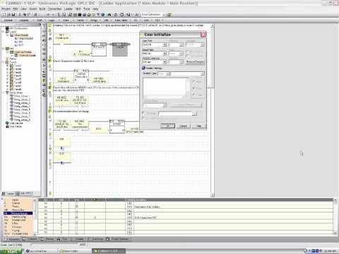 Unitronics PLC Tutorial Videos – CANbus and UniCAN