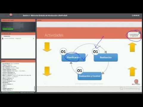 Curso de Introduccion a MoProSoft Sesion 4