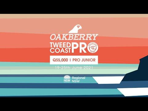 Oakberry Tweed Coast Pro - Day 1