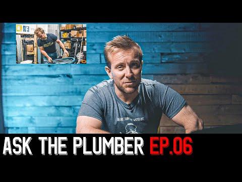 PLUMBING ADVICE COMMENTS Episode.6 WET VAC