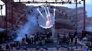 """Brit Floyd - Live at Red Rocks """"The Wall"""" Side 1 of Album"""