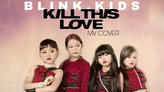 Blackpink - Kill This Love MV Parody by Blink Kids (Indonesia)