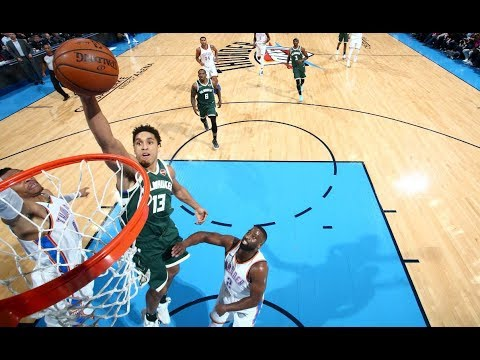 DeMarcus Cousins, Malcolm Brogdon, and the Best Plays From Friday Night | December 29, 2017