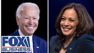LIVE: Joe Biden, Kamala Harris deliver remarks