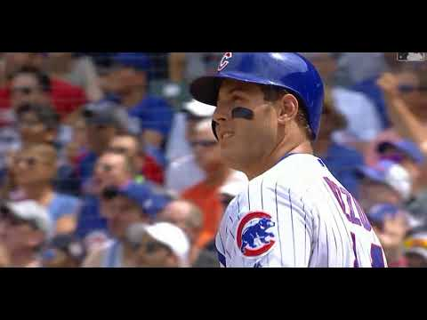 Rizzo's GRAND SLAM/Cubs vs Padres/July 19/MLB Season 2019