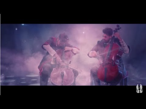 "2CELLOS RELEASE NEW MUSIC VIDEO ""THE SHOW MUST GO ON"""