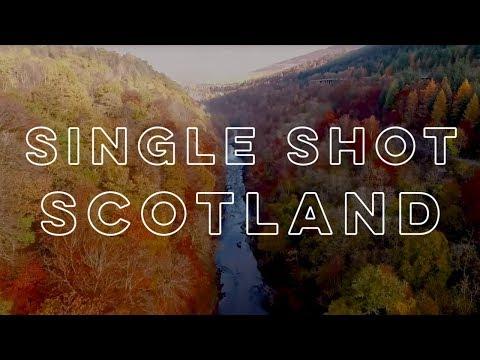 Single Shot Scotland - River Garry