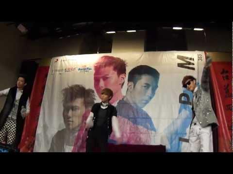 ▼JPM - 0202 桃園台茂改版簽唱會「She Wanna Go」