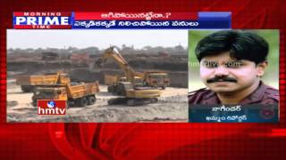 Bhadradri Power Plant works stopped; notice from Green Tri..