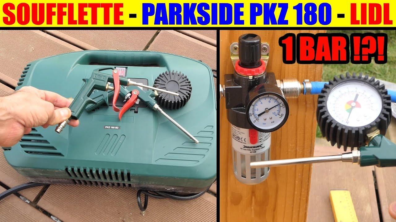 Utiliseruncompresseurparksidepko270500scheppachlidl