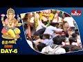 Devotees Huge Rush At Khairatabad Ganesh | hmtv Telugu News