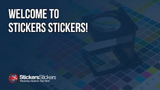 Welcome To Stickers Stickers