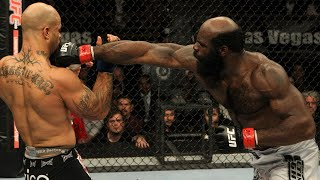 UFC Debut: Kimbo Slice vs Houston Alexander | Free Fight