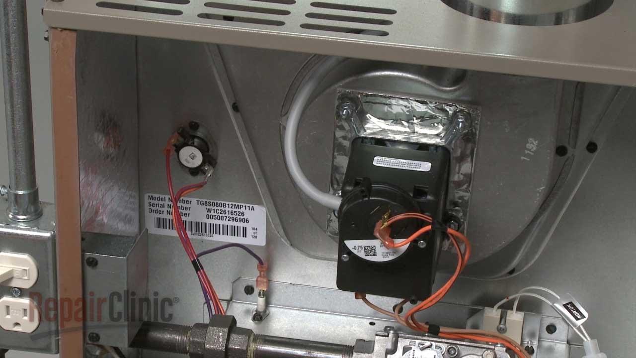 Furnace Draft Inducer Motor Replacement York Furnace