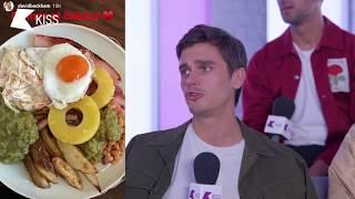 Queer Eye Cast talk Season 2, David Beckham, Little Mix and Trump | Tom On KISS
