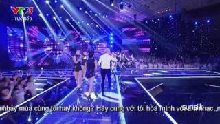[Nhân tố bí ẩn] Mash up: I'm the best & on the floor & gangnam style - Uyên Nguyên