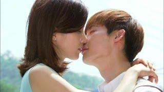 이보영-이종석, 짜릿한 키스로 사랑확인 '해피 엔딩' @너의 목소리가 들려 18회