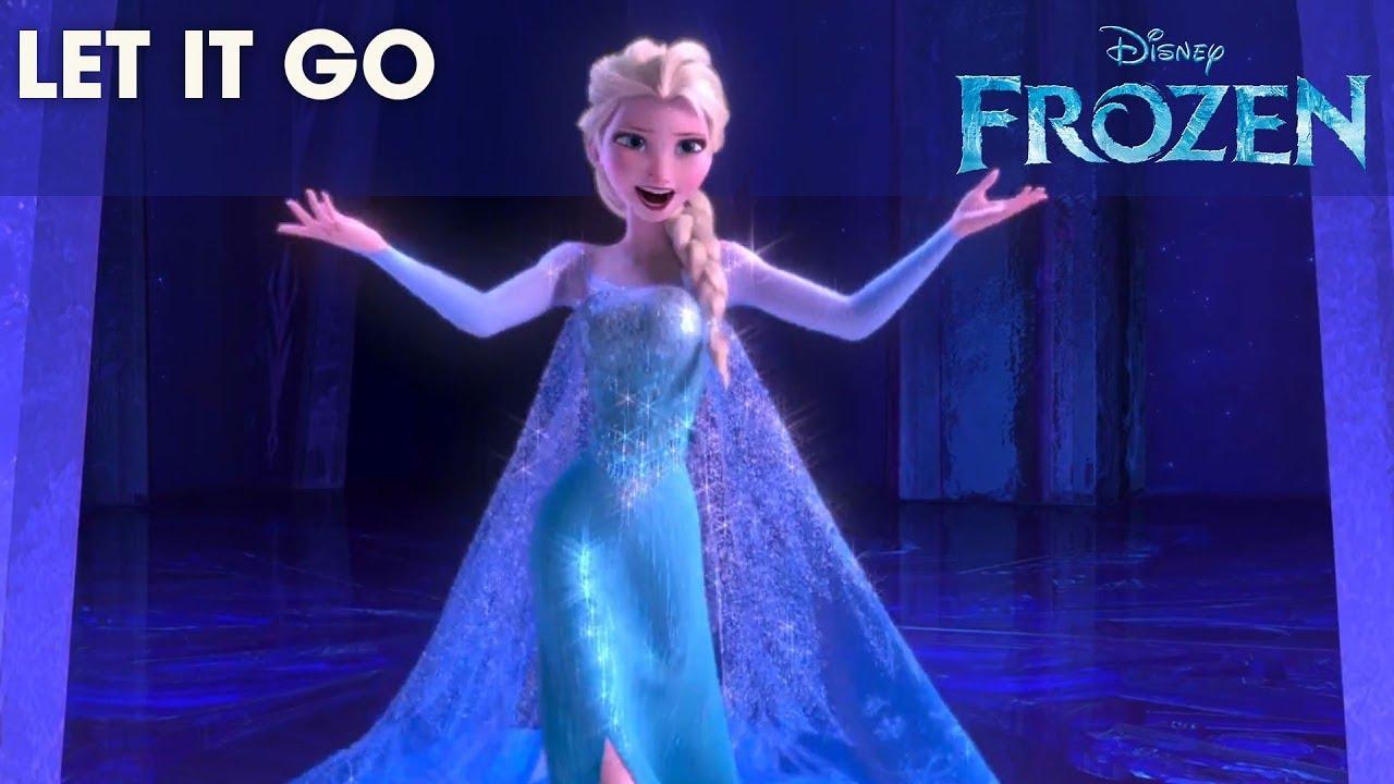 Frozen. - Magazine cover