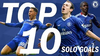 Chelsea Top 10 | The Best Solo Strikes!