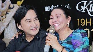 Nghệ sĩ cải lương Ngọc Huyền LẦN ĐẦU chia sẽ chuyện tình cảm với nghệ sĩ Kim Tử Long