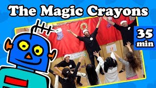 Clothing Song   Colors Song   + More Kids Songs   The Magic Crayons