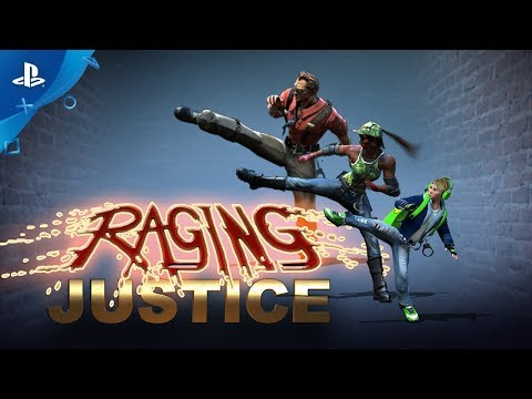Raging Justice Trailer