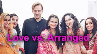 Attending an Arranged Marriage in an Indian Village!