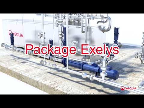 Package Exelys by Veolia Water Technologies