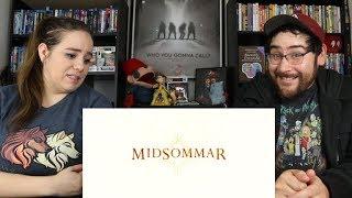 Midsommar - Official Teaser Trailer Reaction