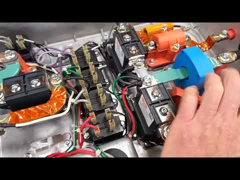 BYD E6 Contactor Box Unboxing