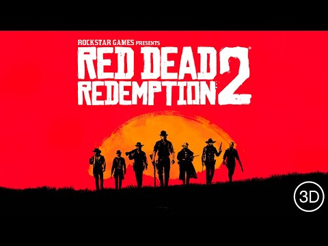 Red Dead Redemption 2: Chapter#1   HDR/HLG 4K Ultra Mode On PC With Depth3D