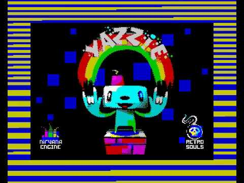 Yazzie (ZX Spectrum 128K, incl. Nirvana+ engine)