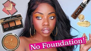 HOT GIRL Summer Makeup | NO FOUNDATION!