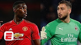 Is Paul Pogba destined for a Juventus return? Will Gianluigi Donnarumma go to PSG? | Transfer Rater