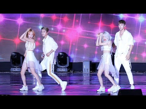 카드(KARD) Full ver. Ride on the wind + You In Me [2018 USF] 4K 직캠 by 비몽