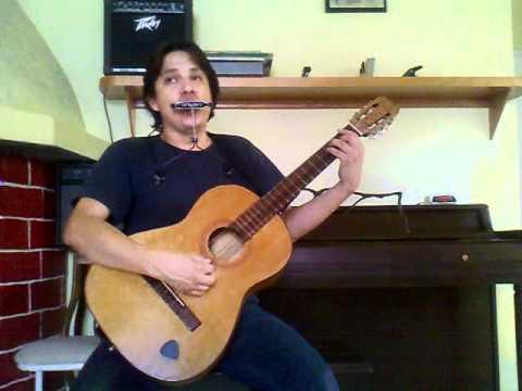 Las Mañanitas (Guitarra y Armónica).
