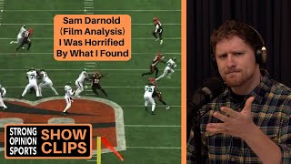 Sam Darnold (Film Analysis): I Was Horrified By What I Found