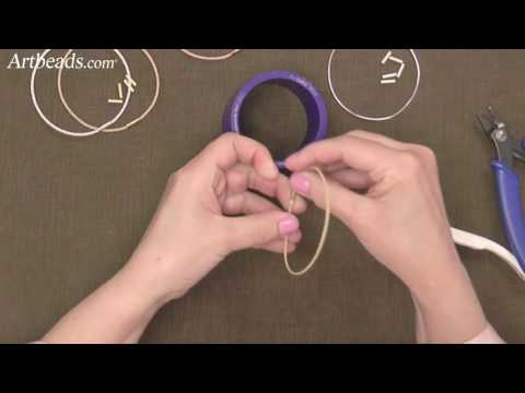 Artbeads MiniVid - Wire Crimp Tubes from Artistic Wire