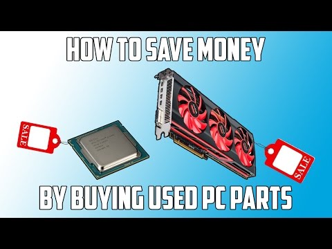 How To Source Cheap Used PC Parts and Save Money
