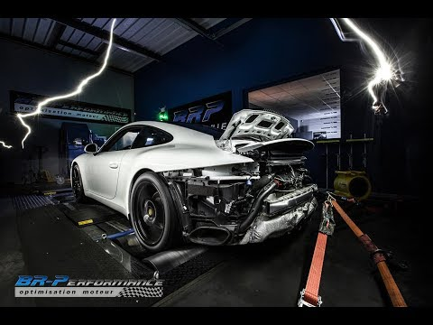 Porsche 911 (991.2) Carrera 3.0 Turbo Stage 2 By BR-Performance