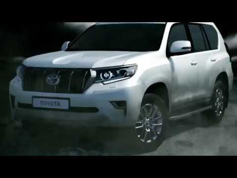 Toyota Land Cruiser - Reach the Unreachable Point