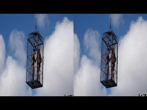 Men in Cages @ Folsom Street Faire (YT3D:Enabled=True)