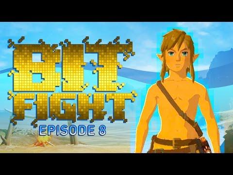 The Legend of Zelda: Breath of the Wild - Eventide Survival Challenge - BIT FIGHT #8