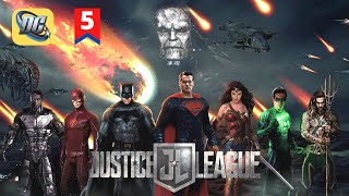 Justice League Movie Explained in Hindi | DC Movie 5 Justice League (2017) Movie Explained In Hindi