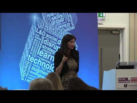 Emma Weber - Navigating the learning transfer minefield - LT17 conference