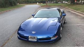 WHY YOU SHOULD NOT BUY A $8,900 C5 Corvette! Problems and issues