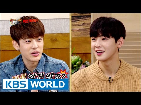 To young Eunwoo, SEVEN is a famous singer in history [Happy Together / 2016.10.20]